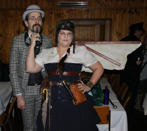 Annual ACG Costume Ball - The Aviatrix costume is complete (sans firepower)  sc 1 th 212 & Costumers Guild Pics